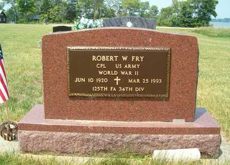 FRY, RONALD - Emmet County, Iowa | RONALD FRY