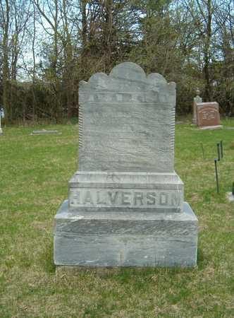 HALVERSON, H. W. - Emmet County, Iowa | H. W. HALVERSON