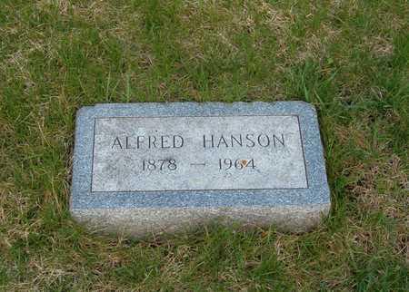 HANSON, ALFRED - Emmet County, Iowa | ALFRED HANSON