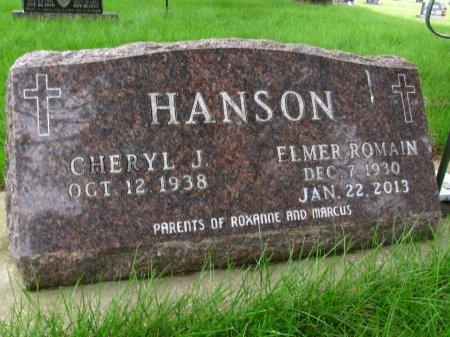 HANSON, ELMER ROMAIN - Emmet County, Iowa | ELMER ROMAIN HANSON