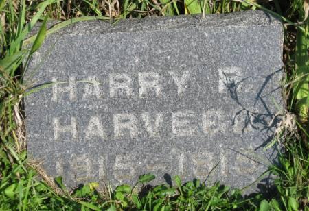 HARVEGO, HARRY R. - Emmet County, Iowa | HARRY R. HARVEGO