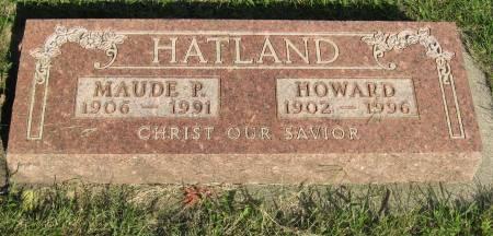 HATLAND, HOWARD - Emmet County, Iowa | HOWARD HATLAND