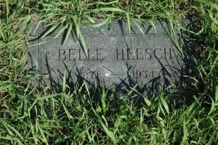 TUTTLE HEESCH, BELLE - Emmet County, Iowa | BELLE TUTTLE HEESCH