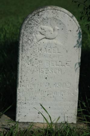 HEESCH, HAZEL - Emmet County, Iowa   HAZEL HEESCH