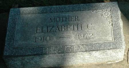 HEGGEN, ELIZABETH C. - Emmet County, Iowa | ELIZABETH C. HEGGEN