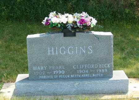 HIGGINS, CLIFFORD BUCK - Emmet County, Iowa | CLIFFORD BUCK HIGGINS