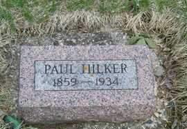 HILKER, PAUL - Emmet County, Iowa | PAUL HILKER