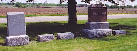 HORSWELL, FAMILY - Emmet County, Iowa | FAMILY HORSWELL