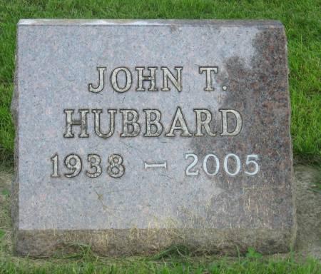HUBBARD, JOHN T. - Emmet County, Iowa | JOHN T. HUBBARD