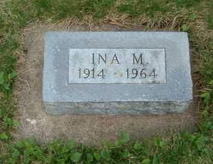ISAKSON, INA M. - Emmet County, Iowa | INA M. ISAKSON