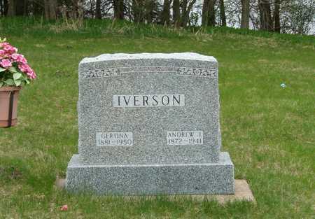 IVERSON, ANDREW J. - Emmet County, Iowa | ANDREW J. IVERSON