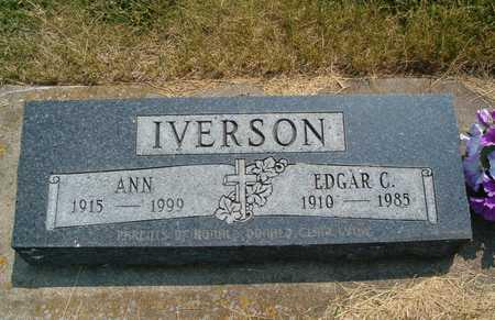 IVERSON, EDGAR C. - Emmet County, Iowa | EDGAR C. IVERSON