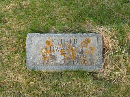 IVERSON, EDWARD N. - Emmet County, Iowa   EDWARD N. IVERSON