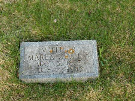IVERSON, MAREN - Emmet County, Iowa | MAREN IVERSON