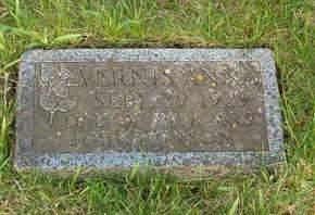 IVERSON, VERNIS ANNA - Emmet County, Iowa | VERNIS ANNA IVERSON