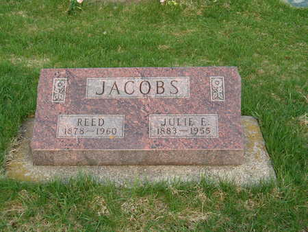JACOBS, REED - Emmet County, Iowa | REED JACOBS