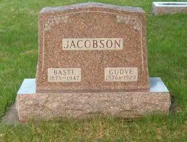 JACOBSON, GUDVE - Emmet County, Iowa | GUDVE JACOBSON