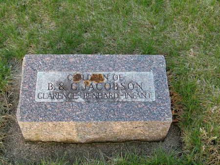 JACOBSON, INFANT - Emmet County, Iowa | INFANT JACOBSON