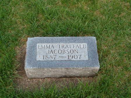 JACOBSON, EMMA - Emmet County, Iowa | EMMA JACOBSON