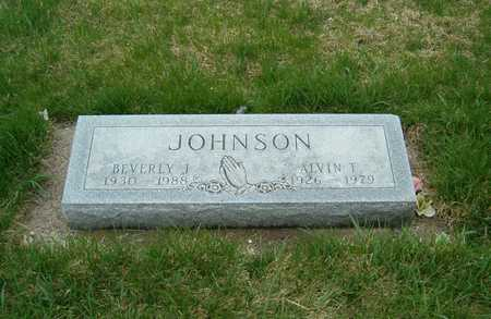 JOHNSON, ALVIN T. - Emmet County, Iowa | ALVIN T. JOHNSON