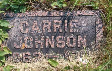 JOHNSON, CARRIE - Emmet County, Iowa | CARRIE JOHNSON