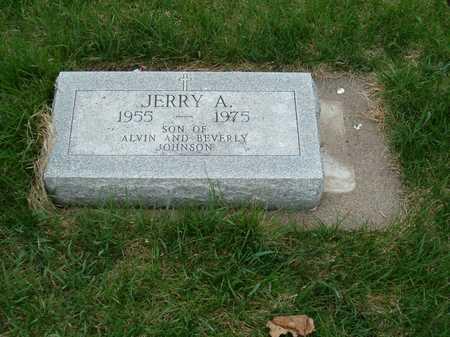 JOHNSON, JERRY A. - Emmet County, Iowa | JERRY A. JOHNSON