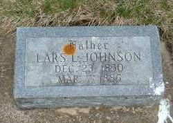JOHNSON, LARS (LEWIS) - Emmet County, Iowa | LARS (LEWIS) JOHNSON