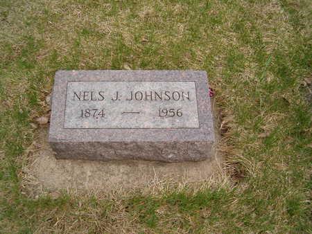 JOHNSON, NELS J. - Emmet County, Iowa | NELS J. JOHNSON