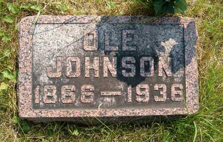 JOHNSON, OLE - Emmet County, Iowa | OLE JOHNSON