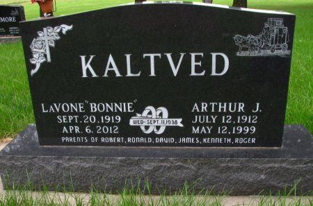 KALTVED, ARTHUR J. - Emmet County, Iowa | ARTHUR J. KALTVED