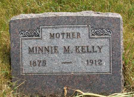 KELLY, MINNIE M. - Emmet County, Iowa | MINNIE M. KELLY