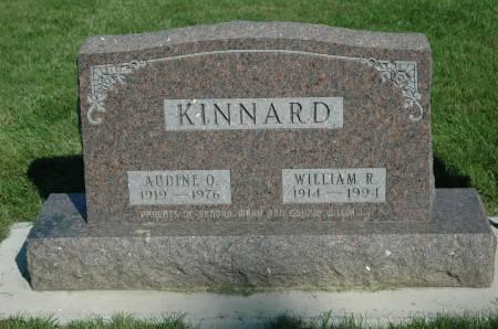 KINNARD, WILLIAM R. - Emmet County, Iowa | WILLIAM R. KINNARD
