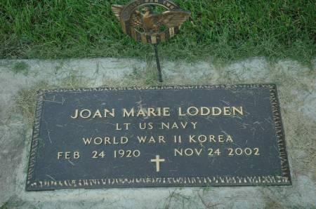 LODDEN, JOAN MARIE - Emmet County, Iowa | JOAN MARIE LODDEN