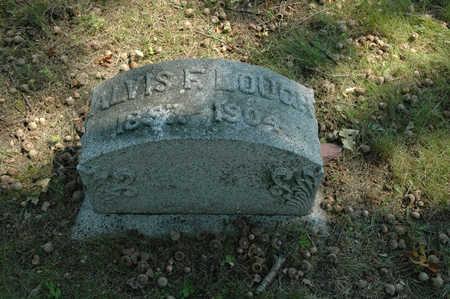 LOUGH, ALVIS F. - Emmet County, Iowa   ALVIS F. LOUGH