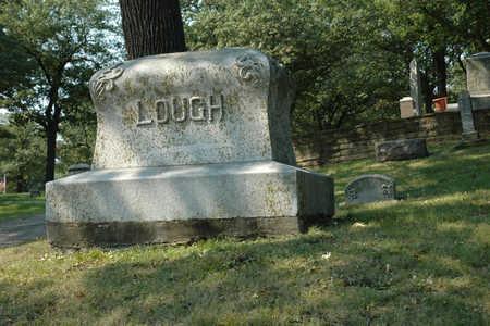 LOUGH, FAMILY - Emmet County, Iowa | FAMILY LOUGH