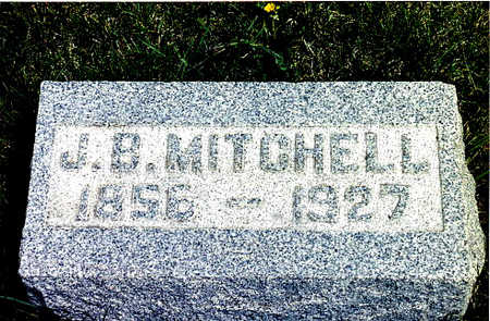 MITCHELL, JOHN BROWN - Emmet County, Iowa   JOHN BROWN MITCHELL
