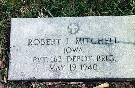 MITCHELL, ROBERT LEE - Emmet County, Iowa   ROBERT LEE MITCHELL