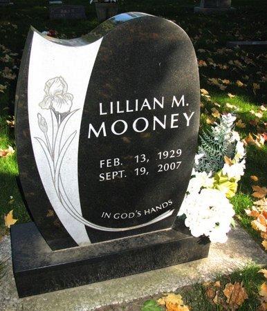 MOONEY, LILLIAN M. - Emmet County, Iowa | LILLIAN M. MOONEY