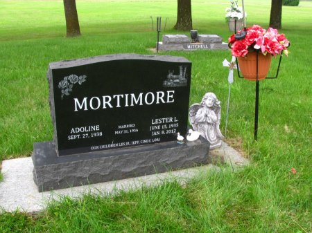 MORTIMORE, LESTER L. - Emmet County, Iowa | LESTER L. MORTIMORE