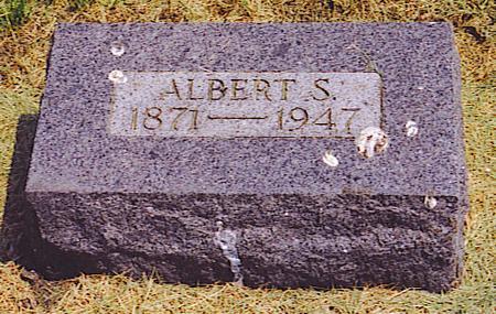 MURRAY, ALBERT SHERMAN - Emmet County, Iowa | ALBERT SHERMAN MURRAY