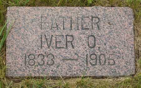 MYHRE, IVER O. - Emmet County, Iowa | IVER O. MYHRE