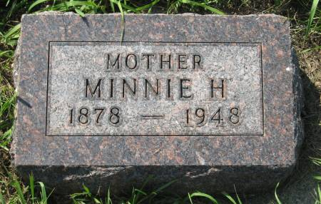 MYHRE, MINNIE H. - Emmet County, Iowa | MINNIE H. MYHRE