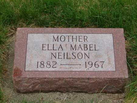 NEILSON, ELLA - Emmet County, Iowa | ELLA NEILSON