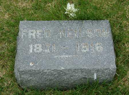 NEILSON, FRED - Emmet County, Iowa | FRED NEILSON