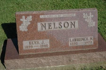 NELSON, ELVA J. - Emmet County, Iowa | ELVA J. NELSON