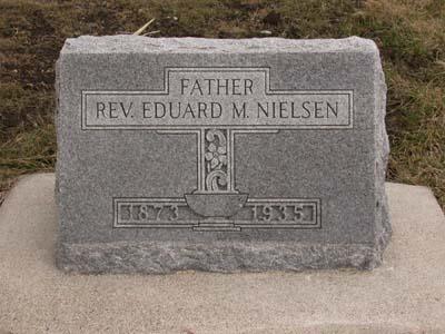 NIELSEN, EDUARD MøLLER - Emmet County, Iowa | EDUARD MøLLER NIELSEN