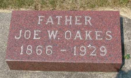 OAKES, JOE W. - Emmet County, Iowa | JOE W. OAKES