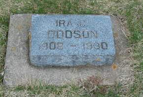 ODDSON, IRA C. - Emmet County, Iowa | IRA C. ODDSON