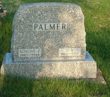 PALMER, ADALINE P. - Emmet County, Iowa | ADALINE P. PALMER