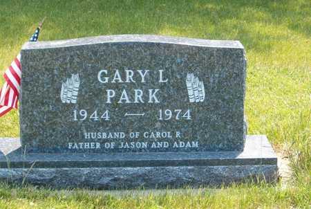 PARK, GARY L. - Emmet County, Iowa | GARY L. PARK
